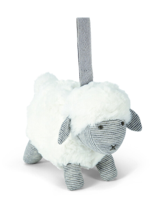 Welcome To The World Chime Sheep - Grey image number 1