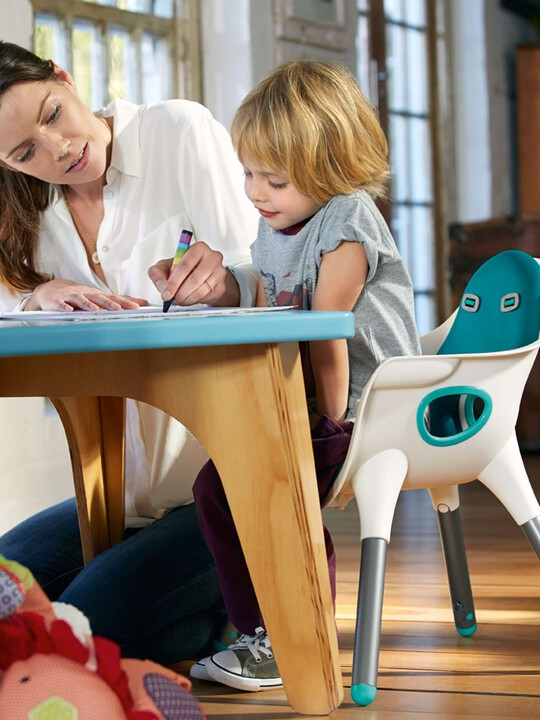 Juice Highchairs - Teal image number 7