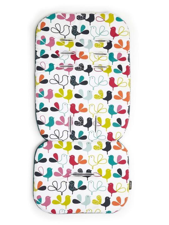 Luxury Memory Foam Pushchair Liner - Birdy image number 1