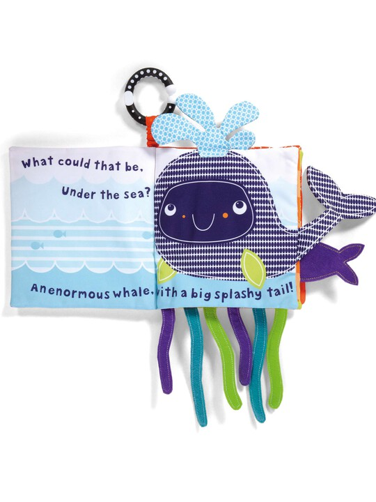 Babyplay - Under The Sea Soft Book image number 2