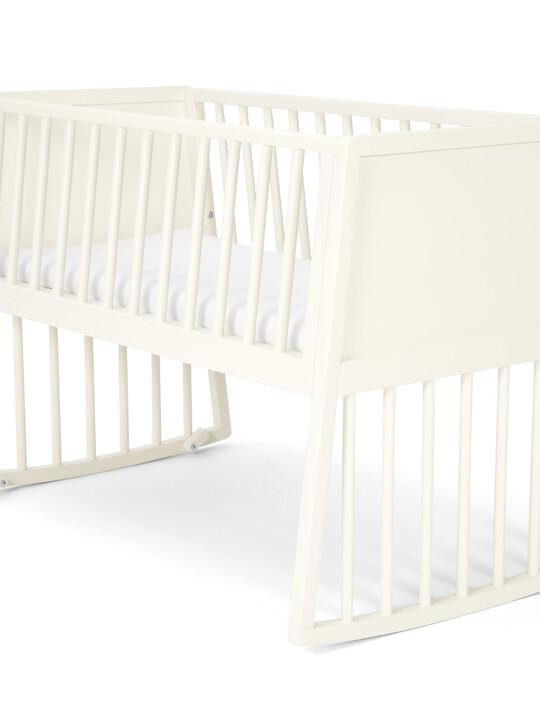 Rocking Crib - Ivory image number 1