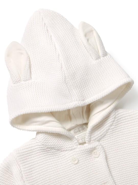 Hooded Cardigan image number 3