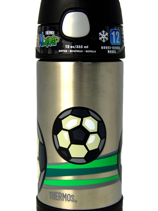 Thermos - Funtainer Bottle Stainless Steel Hydration Bottle, 355Ml image number 2