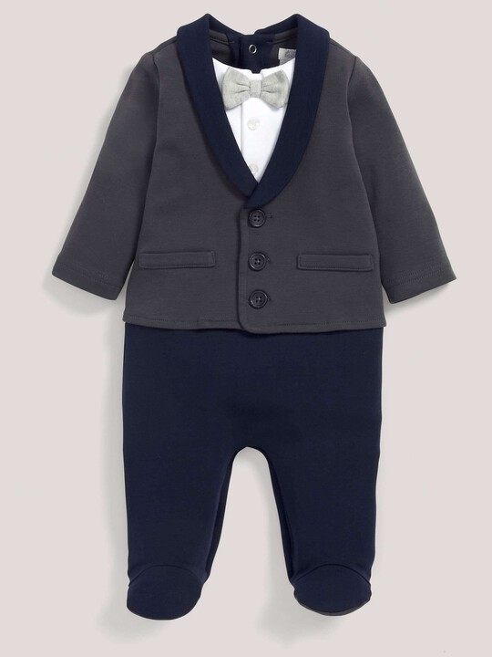 Occasion Mock Suit All-in-One image number 1