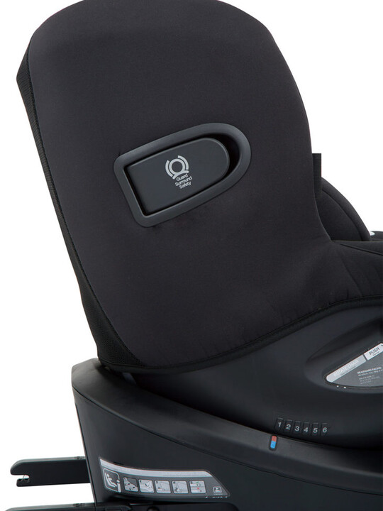 Joie Baby i-Spin 360 Group 0+/1 i-Size Car Seat - Coal image number 4