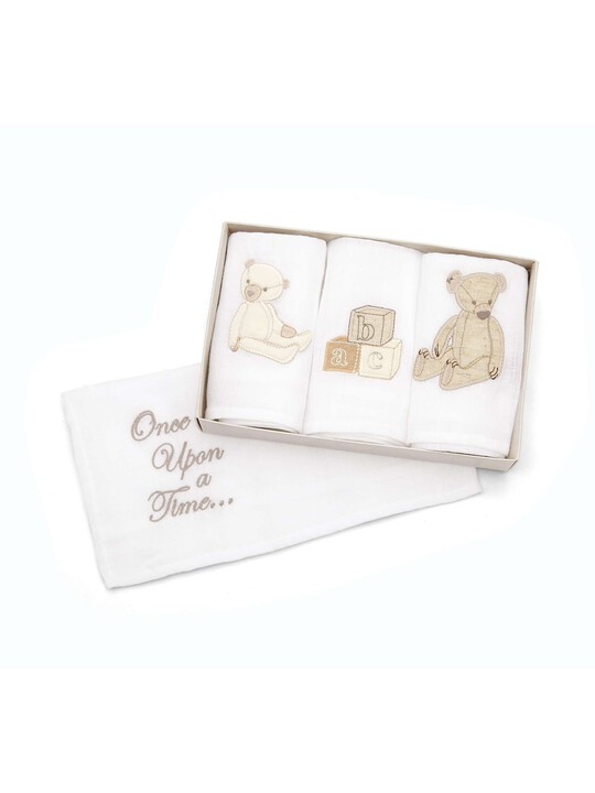 Once Upon A Time - Muslin Squares (pack of 4) image number 2
