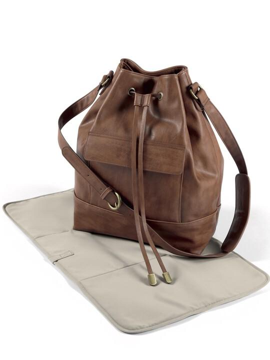 Hetty Changing Bag - Tan image number 2