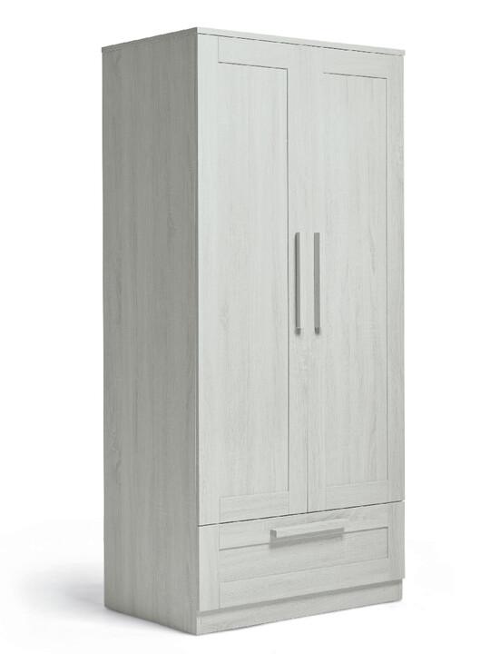 Atlas Grey Wardrobe image number 2