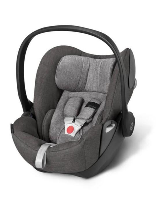 Cybex Cloud Q Plus Car Seat - Manhattan Grey image number 1