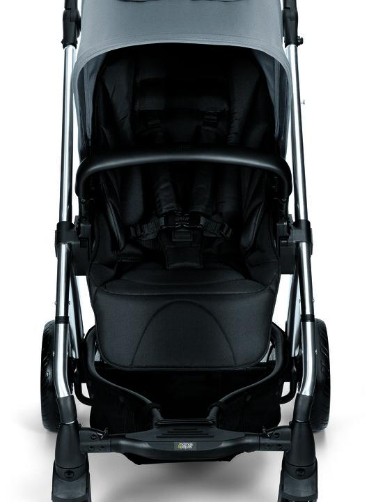 Sola² Lightweight Pushchair - Black image number 6