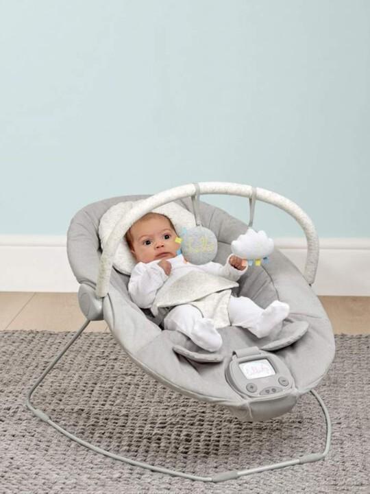 Apollo Bouncing Cradle - Pebble Grey image number 5