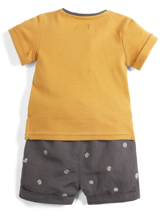 Animal T-Shirt & Short Set image number 2