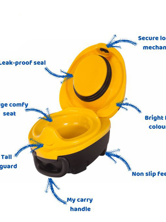 My Carry Potty - Bumblebee image number 4