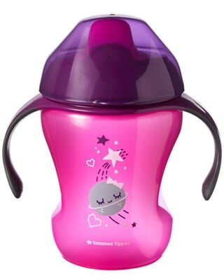 TT Explora 7m+ Easy Drink Cup - Pink