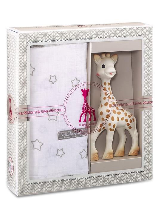 Sophie la girafe Tenderness Creation Birth Set ( Medium) image number 1