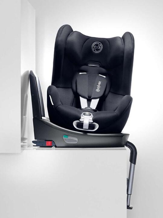 Cybex Sirona Car Seat - Happy Black image number 2