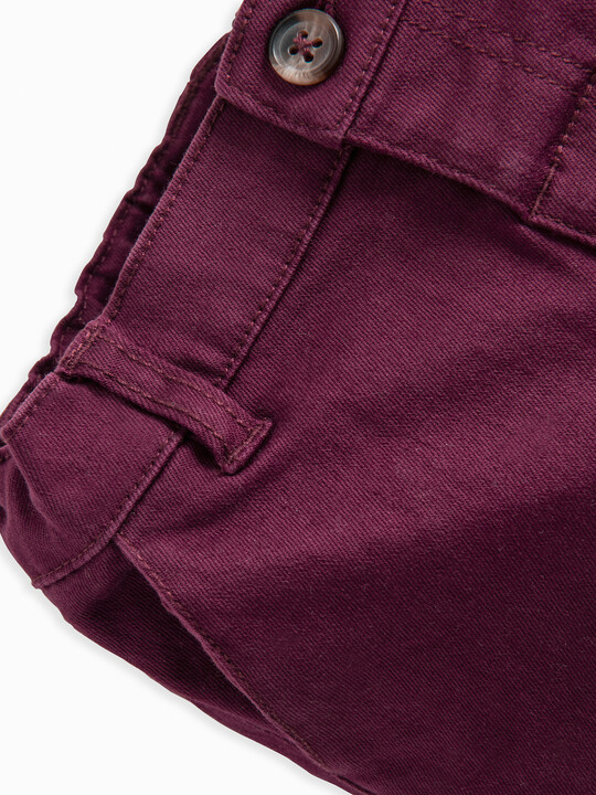 Red Chino Trouser image number 3