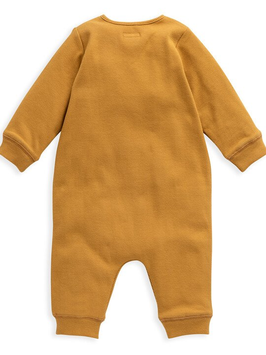 Waffle Jersey Romper image number 2