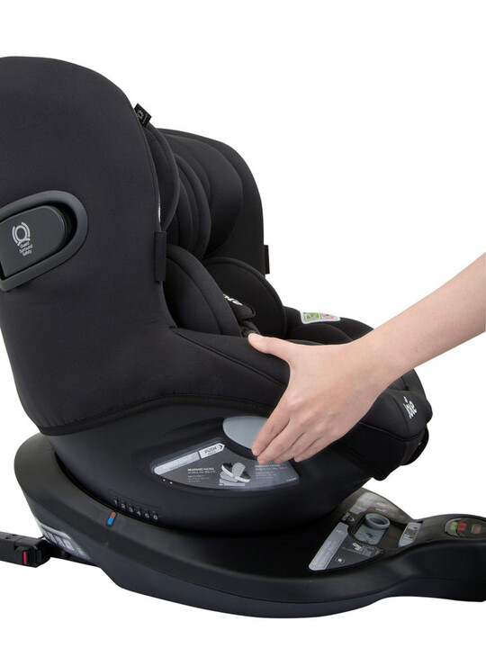 Joie Baby i-Spin 360 Group 0+/1 i-Size Car Seat - Coal image number 2