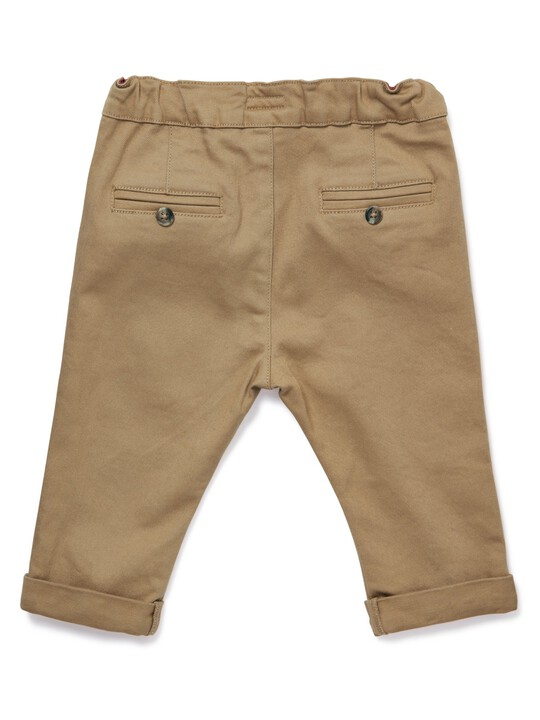 Chino Trouser Stone image number 2