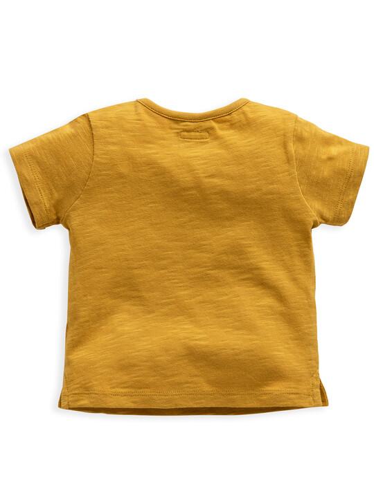 Short Sleeve 'Adventure Awaits' Jersey T-Shirt image number 2