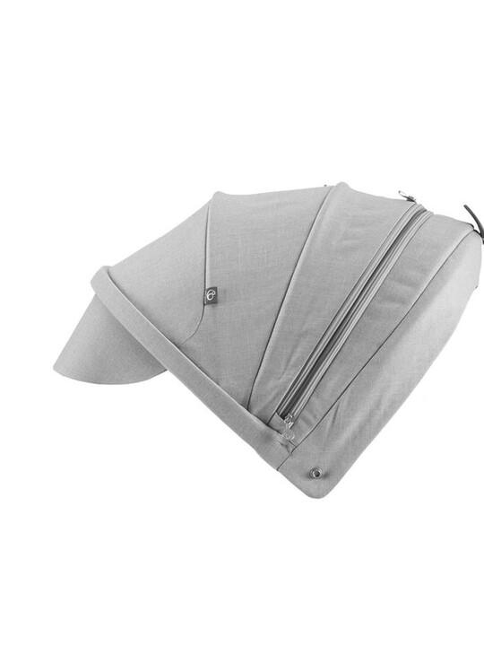 Stokke scoot canopy - Grey Melange image number 1