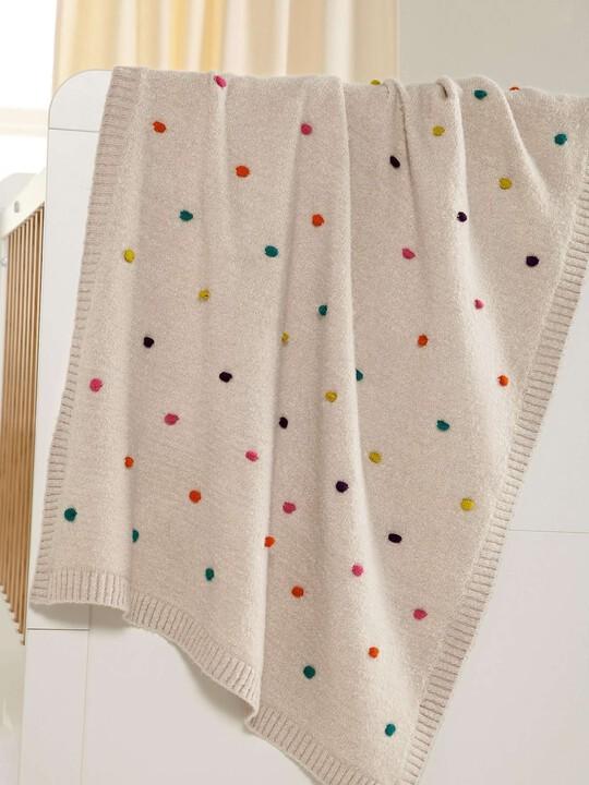 Zam Bee Zee - Knitted Blanket - 70 x 90cm image number 6