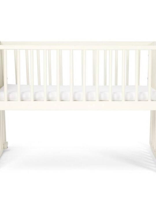 Rocking Crib - Ivory image number 4