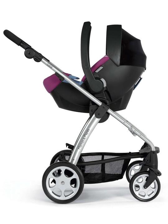 Urbo/Sola/Zoom Car Seat Adaptors - Cybex Aton, Aton Q & Cloud Q/Maxi-Cosi Pebble & CabrioFix/BeSafe iZi Go image number 5