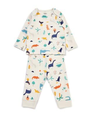 Dinosaur Jersey Pyjamas