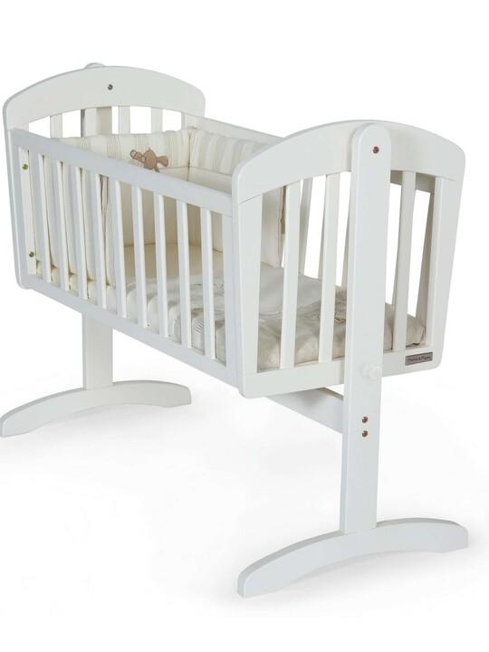 Breeze Crib - White image number 1