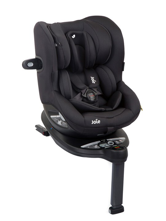 Joie Baby i-Spin 360 Group 0+/1 i-Size Car Seat - Coal image number 1