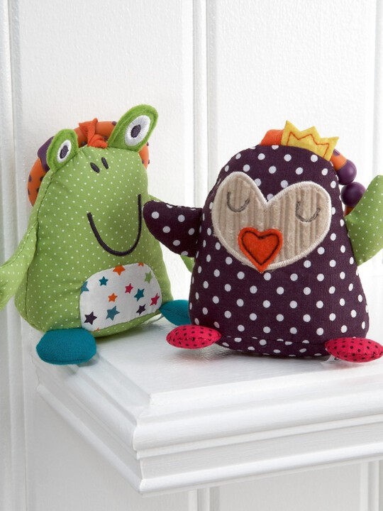 SOFT TOY DUO - T/T B image number 1