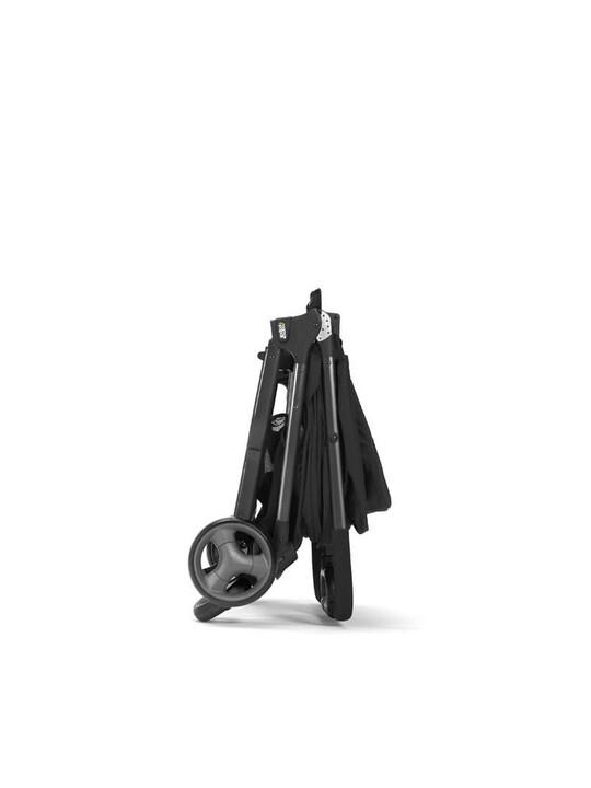 Armadillo Twin Folding Pushchair - Black Jack image number 4