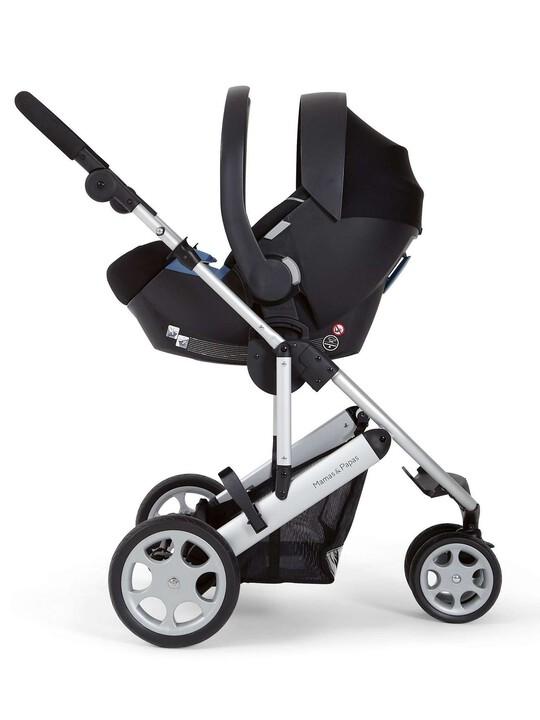 Urbo/Sola/Zoom Car Seat Adaptors - Cybex Aton, Aton Q & Cloud Q/Maxi-Cosi Pebble & CabrioFix/BeSafe iZi Go image number 3