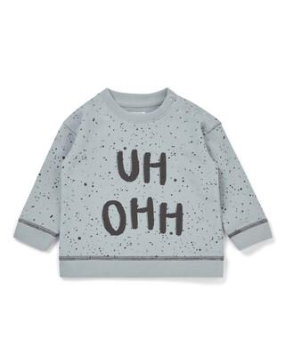 Slogan Sweater