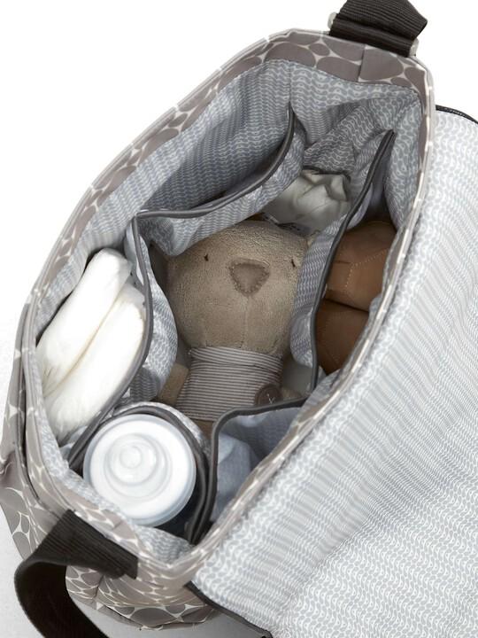 Riley Satchel - Grey Orb image number 2