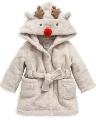 Reindeer Dressing Gown