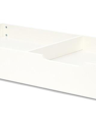 Cot Bed Underbed Storage Drawer - Ivory