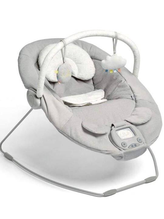 Apollo Bouncing Cradle - Pebble Grey image number 1
