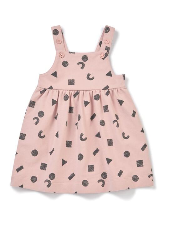 Pinny Dress & Bodysuit Set image number 3