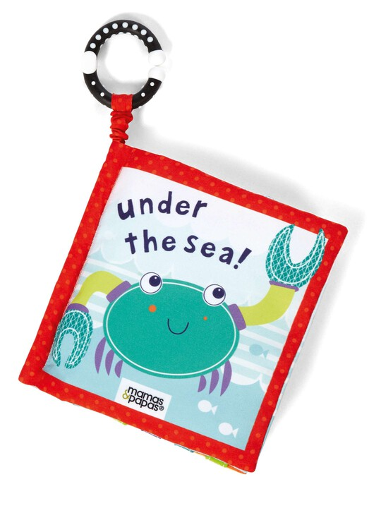 Babyplay - Under The Sea Soft Book image number 1
