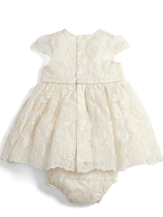 Organza Lace Dress image number 2