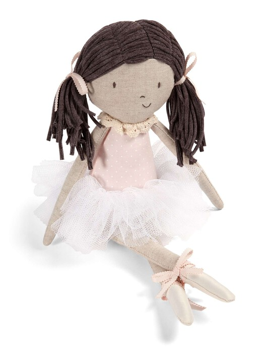 My First Ballerina Doll - Soft Toy image number 1