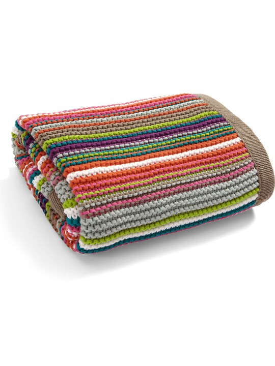 Timbuktales - Knitted Blanket - 70 x 90cm image number 1